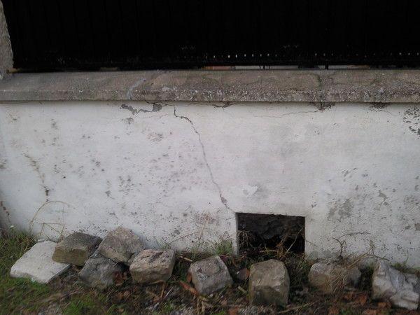 Mur exterieur avec creation de pierres exterieur for Mur pierre exterieur